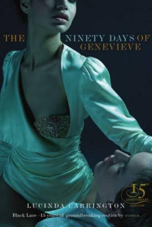 The Ninety Days Of Genevieve by Lucinda Carrington