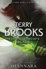 The High Druids Blade