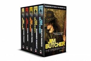 Jim Butcher's Dresden Files - 20th Anniversary Box Set