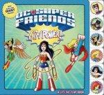 DC Super Friends Girl Power  A LiftTheFlap Book
