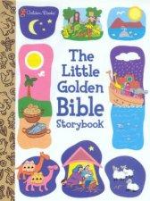 The Little Golden Bible Storybook