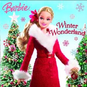 Barbie Winter Wonderland by Rebecca Frazer