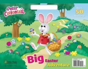 Big Easter Adventure: A Colouring Book