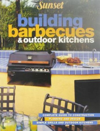 Building Barbecues & Outdoor Kitchens by Various