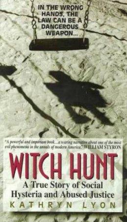 Witch Hunt by Kathryn Lyon