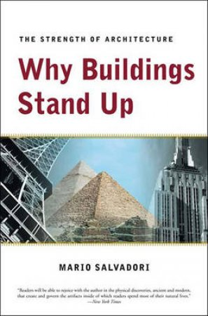 Why Buildings Stand Up: The Strength Of Architecture by Mario G Salvadori