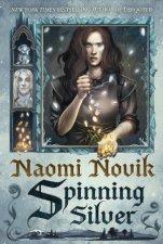 Spinning Silver