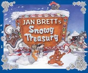 Jan Brett's Snowy Treasury by Jan Brett