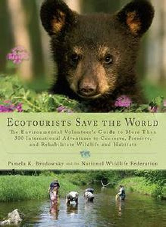 Ecotourists Save the World by Pamela K Brodowsky