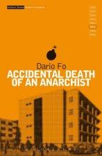 Accidental Death of an Anarchist by Dario Fo & Gavin Richards & Gillian Hanna & Stuart Hood