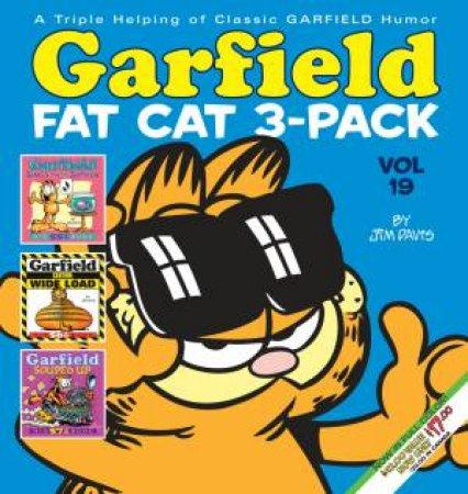 Garfield Fat Cat Vol. 19 (3-Pack) by Jim Davis