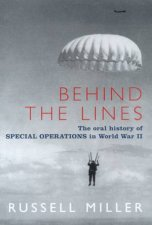 Behind The Lines Special Operations In World War II