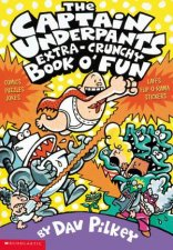 Captain Underpants ExtraCrunchy Book O Fun