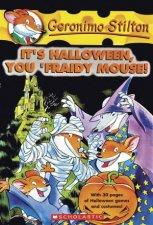Its HalloweenYou Fraidy Mouse