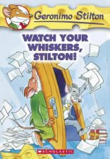Watch Your Whiskers Stilton
