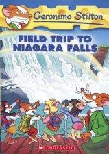 Field Trip To Niagara Falls