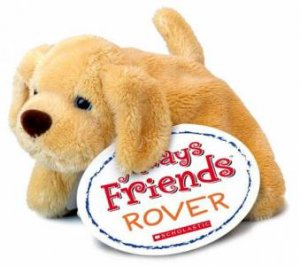 Always Friends: Rover With Plush Toy by Josephine Page