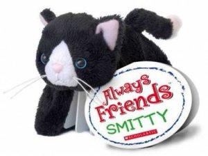 Always Friends: Smitty With Plush Toy by Josephine Page