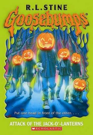 Goosebumps 48: Attack Of The Jack-O-Lanterns