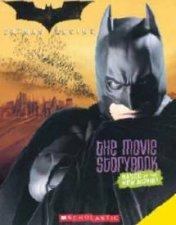 Batman Begins The  Movie Storybook