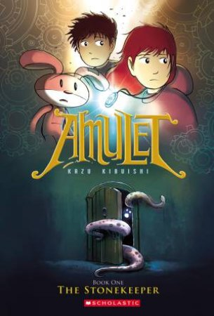 Amulet 01: The Stonekeeper