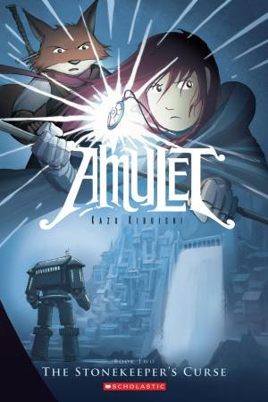 Amulet 02: The Stonekeepers Curse