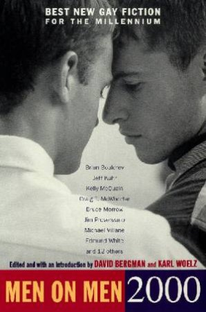 best New Gay Fiction by David Bergman