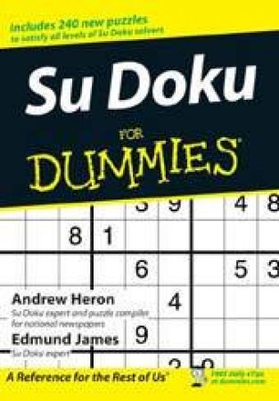 Su Doku For Dummies