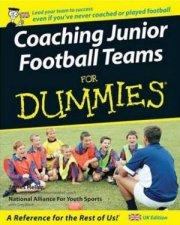 Coaching Junior Football Teams For Dummies