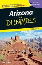 Arizona For Dummies 4 Ed