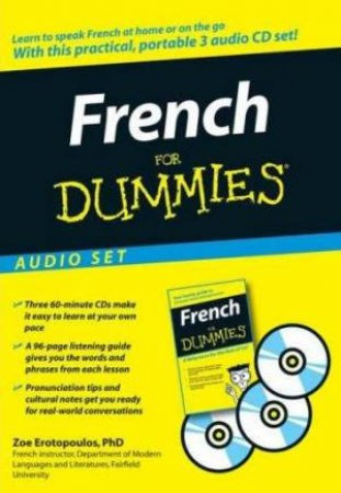French For Dummies: Audio Set