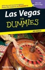 Las Vegas For Dummies  4th Ed