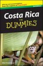 Costa Rica for Dummies 3rd Ed