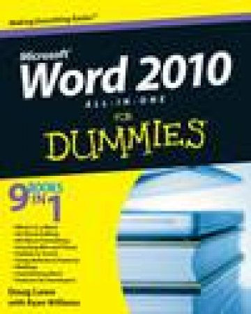 Word 2010 All-In-One for Dummies®