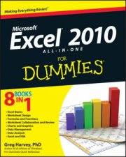 Excel 2010 All-In-One for Dummies® by Greg Harvey