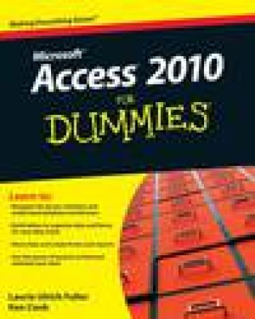 Access 2010 for Dummies®