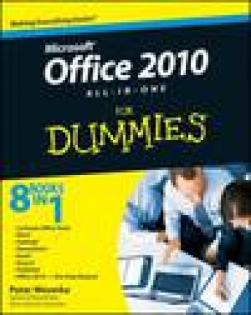 Office 2010 All-In-One for Dummies®