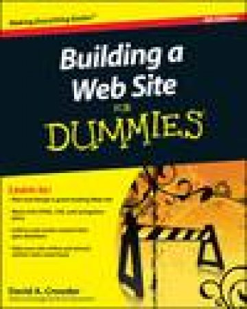 Building a Web Site for Dummies, 4th Ed