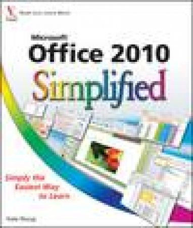 Microsoft Office 2010 Simplified by Kate Shoup