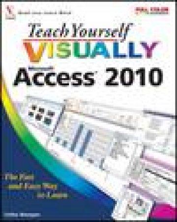 Teach Yourself Visually: Microsoft Access 2010