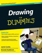 Drawing for Dummies, 2nd Edition by Brenda Hoddinott & Jamie Michelle Combs