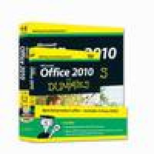 Office 2010 for Dummies plus DVD