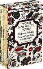 Favorite Jane Austen Novels