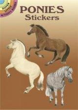 Ponies Stickers
