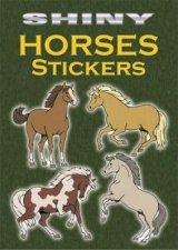Shiny Horses Stickers