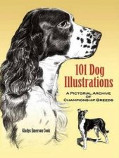 101 Dog Illustrations