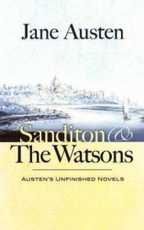 Sanditon and The Watsons