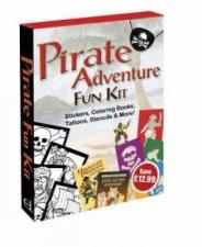 Pirate Adventure Fun Kit