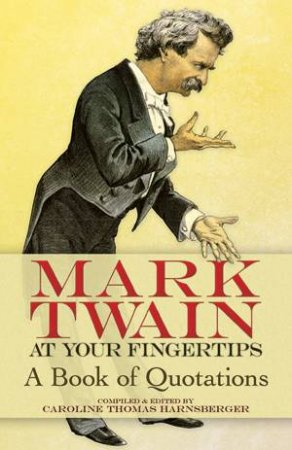 Mark Twain at Your Fingertips