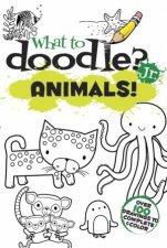 What to Doodle JrAnimals